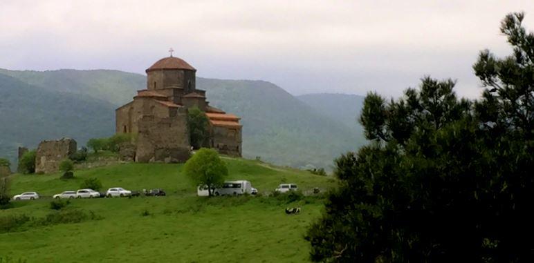 Экскурсия в окрестностях Тбилиси: Мцхета, Джвари, Шио-Мгвиме
