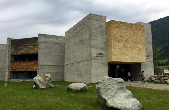 Историко-этнографический музей в Местии
