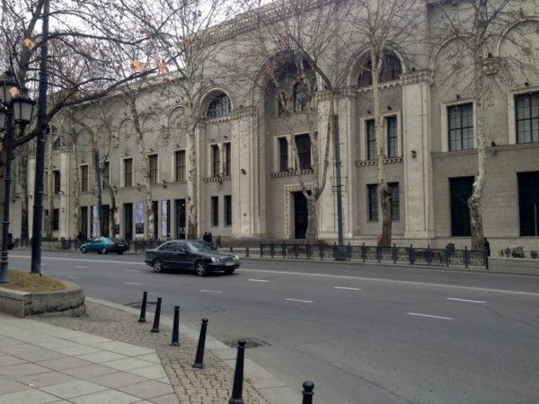 Исторический музей Тбилиси