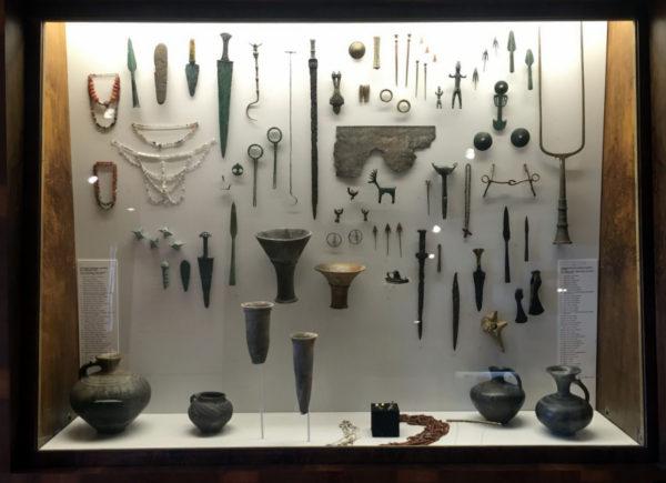 Коллекция исторического музея Тбилиси