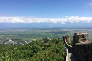 крепость в Сигнахи, Алазанская долина фото