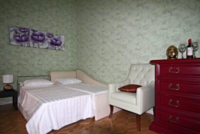 Апартаменты в историческом районе Тбилиси