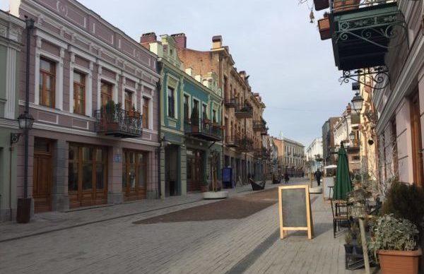 Улица Давида Строителя
