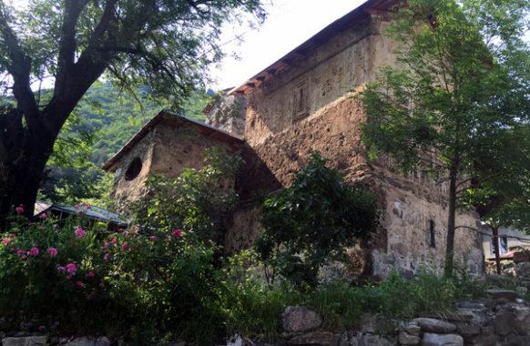 Самая старая сванская церковь
