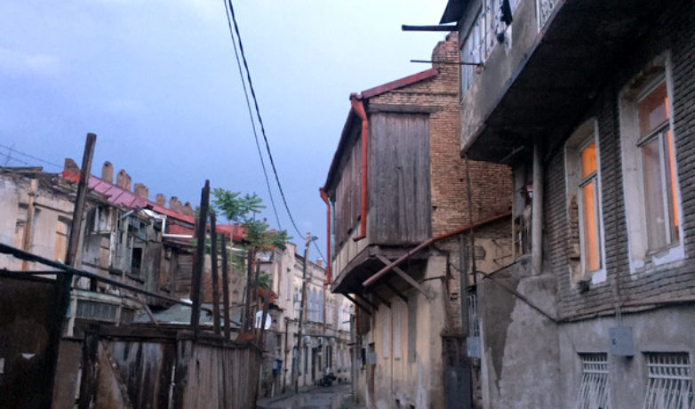 По улочкам Старого города