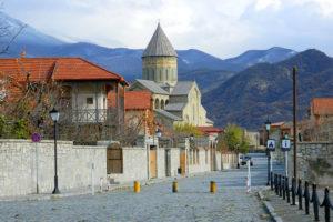 Экскурсии из Тбилиси в Мцхету.