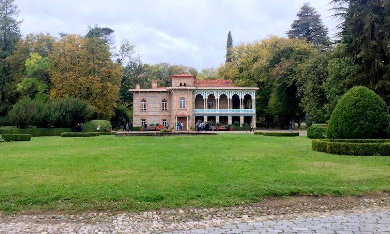 Дом-музей А. Чавчавадзе