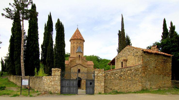 Икальто, Икалто − монастырь в Кахетии