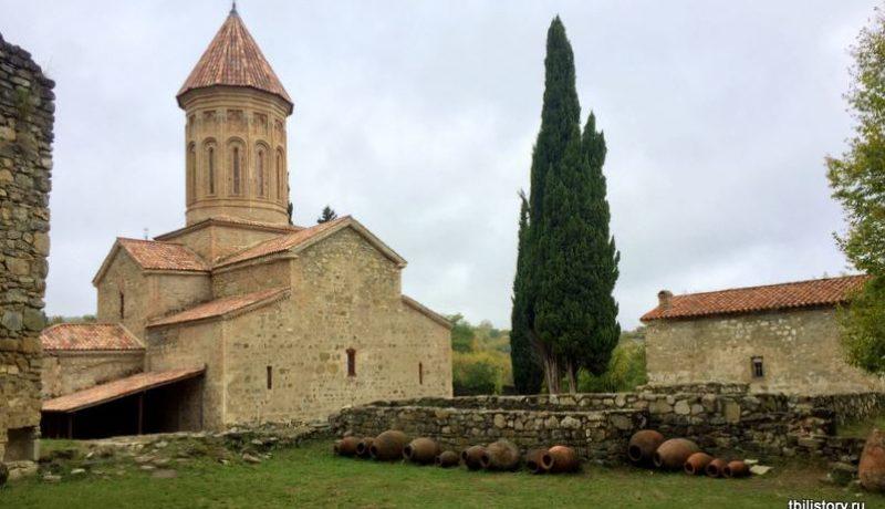 Собор Св. Духа в монастыре Икалто