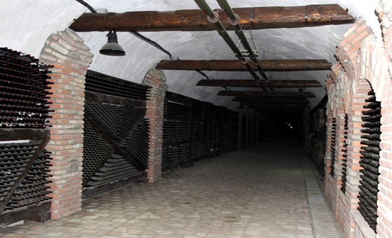 Туннели Хареба в Кахети