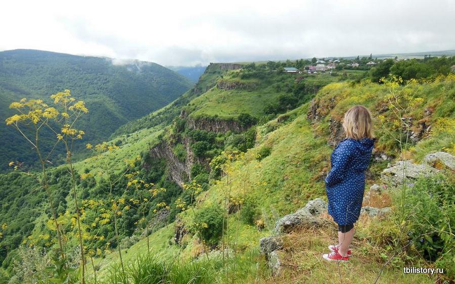 Каньоны Грузии Дашбаши как добраться до каньона недалеко от Тбилиси