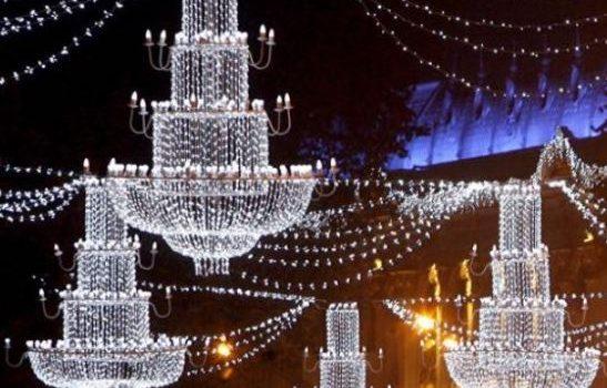 Новый год 2018 в Тбилиси