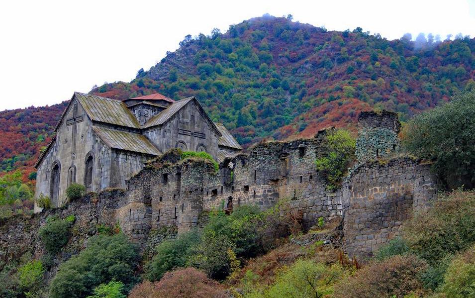экскурсия в Ахталу из Грузии в Армению