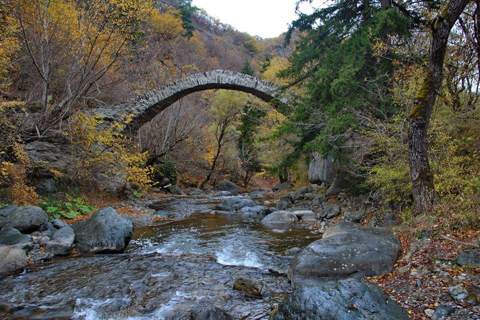 удивительные места Грузии