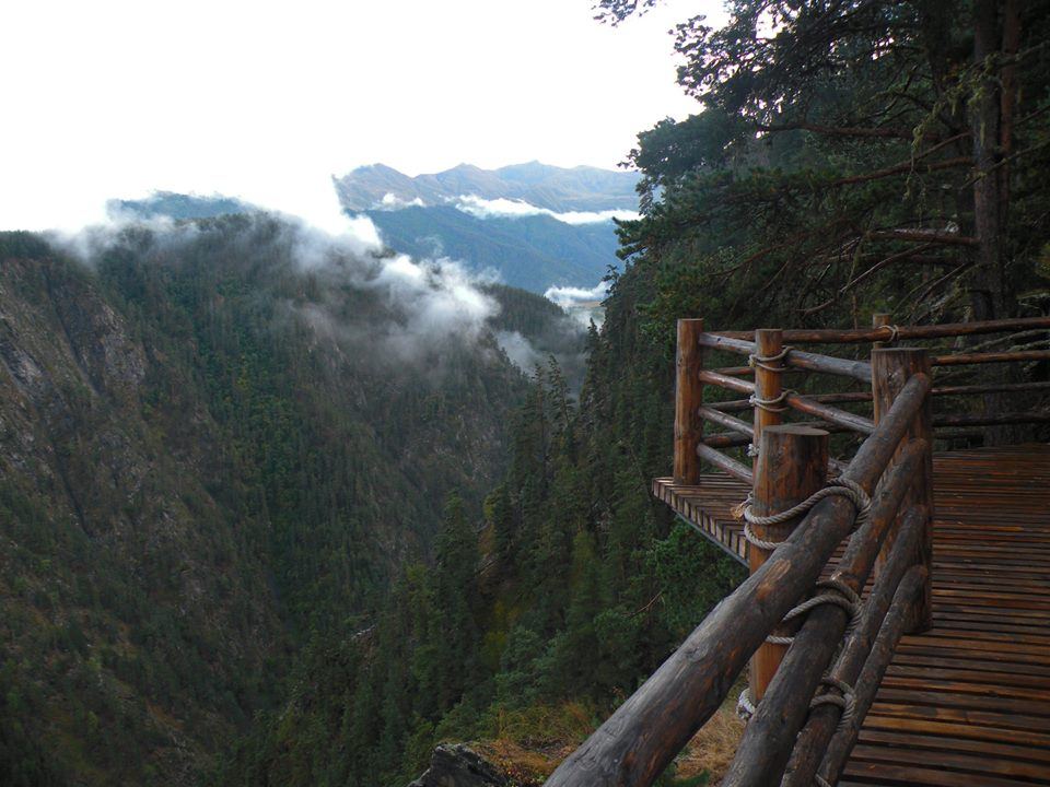 красивые места Грузии фото