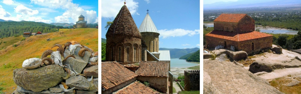 авторский тур летом по Грузии