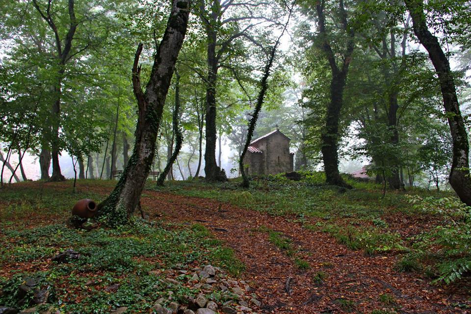 Древние церкви в Грузии