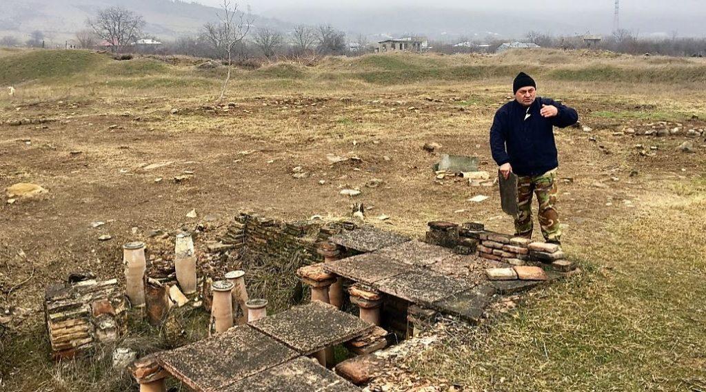 Дзалиси археология в Грузии античные мозаики
