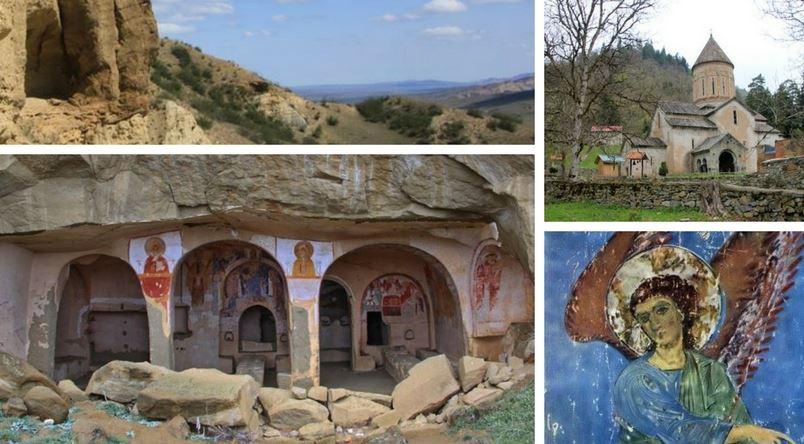 архитектура и история Грузии интеллектуальные туры