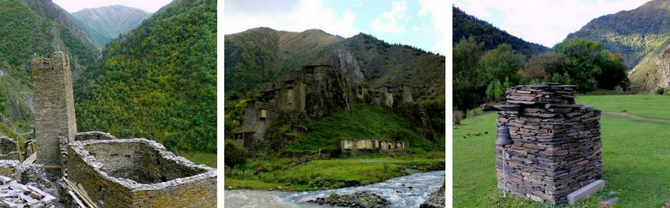 Хевсуры Хевсурети экскурсия из Тбилиси