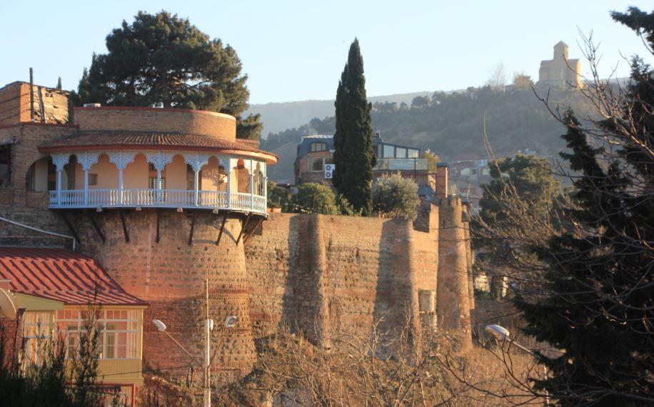 Романтика для двоих в Грузии Тбилиси