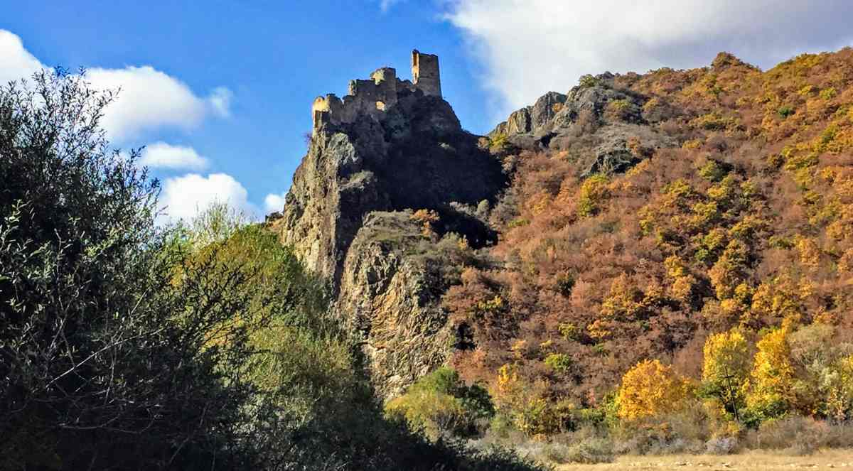 Крепость Дриси