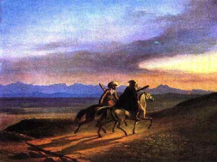художники на Кавказе Лермонтов