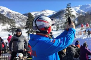 тур в Бакуриани на лыжи
