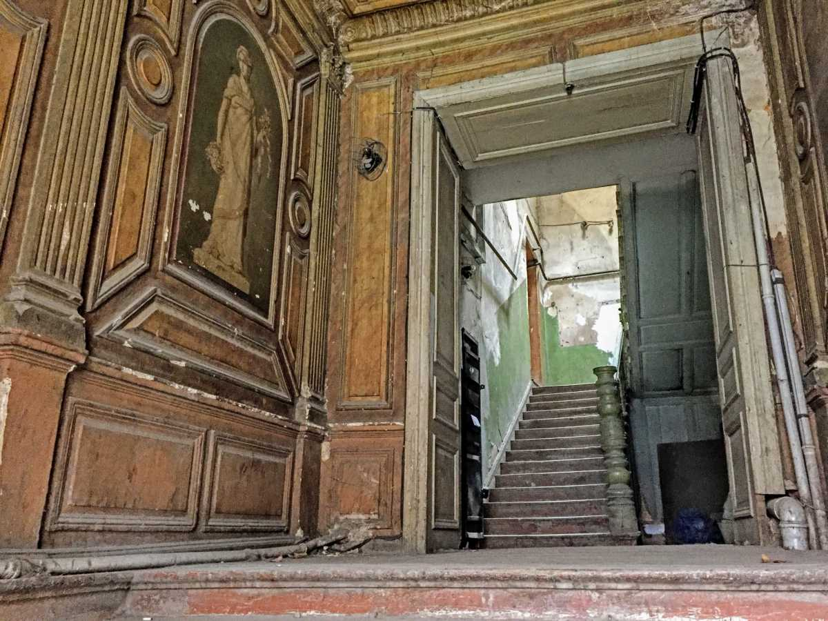 итальянские дворики Тбилиси экскурсия