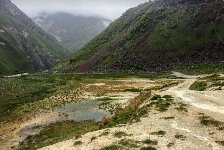 Тур треккинг в горы Грузии на несколько дней
